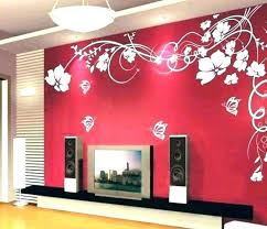 architectures wall painting ideas
