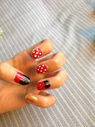 Mickey Mouse Nail Art : 13 Steps - Instructables