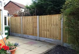 Free Fence Post Concrete With Every Fence Panel Milton Keynes Special Deal Free Delivery Woodshed Ltd