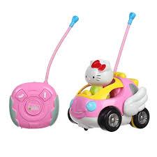 Đồ chơi xe ô tô điều khiển Hello Kitty CY.1301 - Kidsplaza.vn