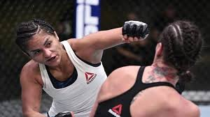 Ultimate Fighting Championship: Cynthia Calvillo beats Jessica Eye by  unanimous decision in flyweight debut   Other Sports News   Zee News