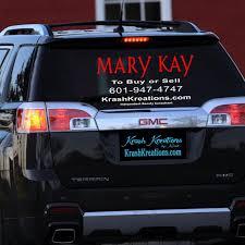 Mary Kay Decal 2 Etsy