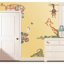Isabelle Max Kushner In The Jungle Super Jumbo Applique Wall Decal Reviews Wayfair