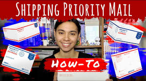 how to ship usps priority mail you