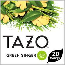 tazo tea green ginger tea 1 5 oz 20
