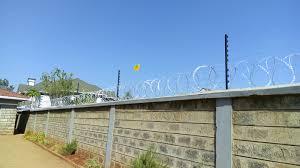 Iko Co Ke Electric Fence Installation Service