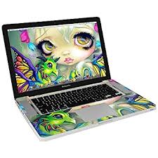 Amazon Com Decal Girl Skin Kit For 15 Inch Apple Macbook Pro Dragonling Mbp15 Drgnl Computers Accessories