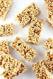 honey nut cheerios cereal bars