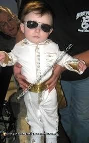 cool diy baby elvis costume