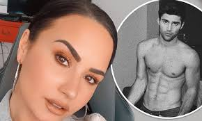 Demi Lovato dating soap star Max Ehrich after flirtatious comments ...