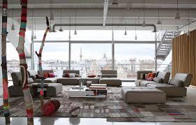 sofas living room roche bobois