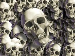 wallpapers 58 dark skull wallpaper