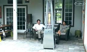 fire sense patio heater troubleshooting