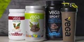 vega plant based protein powders