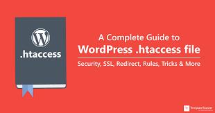 wordpress htaccess file
