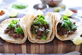 simple beef street tacos bev cooks