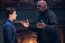 JK Simmons, Samuel L Jackson's Spider-Man Far From Home end ...