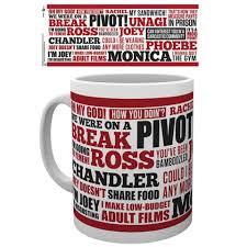 friends quotes mug my geek box