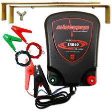 Shockrite Srb60 0 6j Energiser Shockrite Electric Fencing