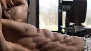 ripped male fitness models
