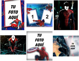 Fotomontajes Online De Spiderman Fotoefectos