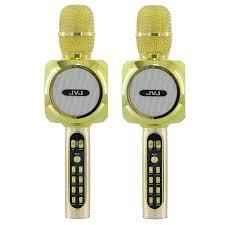 Combo 2 micro không dây karaoke bluetooth JVJ YS-90 - Shop VnExpress