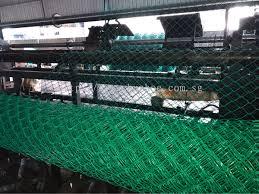 Johor Chain Link Fence Manufacturer Singapore From Chun Hoe Pte Ltd