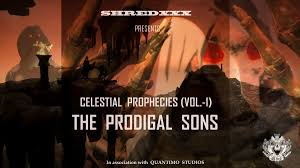 "Mumbai-Based ShredxXx Releases Animated Music Video For ""The Prodigal Sons""  