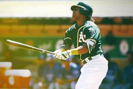 This Is the Real KD': Khris Davis Is MLB's Heart-Melting, Bean ...
