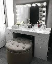 hollywood makeup vanity mirror with
