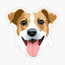 Jack Russell Terrier Stickers Redbubble