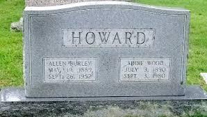 Addie Wood Howard (1890-1980) - Find A Grave Memorial