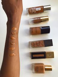 foundation for my skin tone