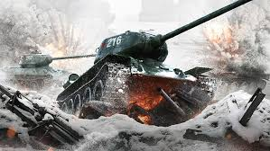 t 34 russian wwii tank action 4k