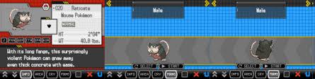 Pokemon blaze black 2 evolution changes
