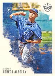 Amazon.com: 2020 Panini Diamond Kings #48 Adbert Alzolay Chicago Cubs  Baseball Card: Collectibles & Fine Art