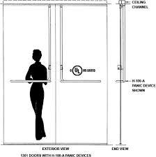 frameless glass door an overview