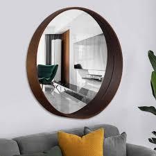 neu type bent wood round hanging wall