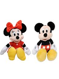 Mickey Mouse & Minnie Mouse 11
