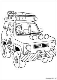 Brandweerman Sam Kleurplaat 79686 Kleurplaat