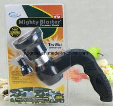 china mighty blaster fireman nozzle for