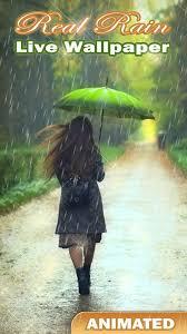 خلفيات مطر متحركة