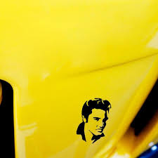 Young Elvis Streetbadge