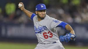 Yimi Garcia Making Early Case for Roster Spot – Think Blue Planning  Committee