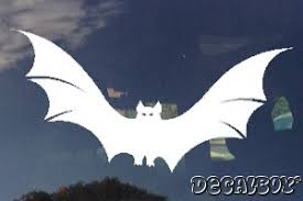 Bat Decals Stickers Decalboy