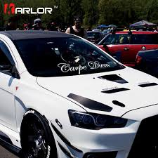 White Reflective Car Auto Decal Front Rear Window Windshield Body Sticker Trivoshop In 2020 Body Stickers Rear Window Windshield