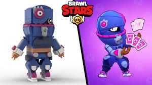 Lego Brawl Stars Tara Tutorial - Street Ninja Tara Skin. in 2020
