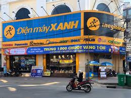 Siêu thị Điện máy XANH Trần Đăng Ninh, Lạng Sơn