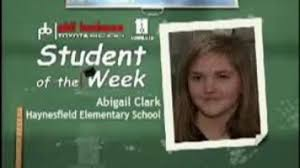 STUDENT OF THE WEEK: Abigail Clark | Latest News | heraldcourier.com