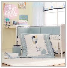 baby crib sets baby blue crib bedding